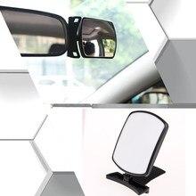 Espejo de seguridad de asiento trasero para coche, espejo de seguridad ajustable para espacio trasero, Monitor Interior de bebé
