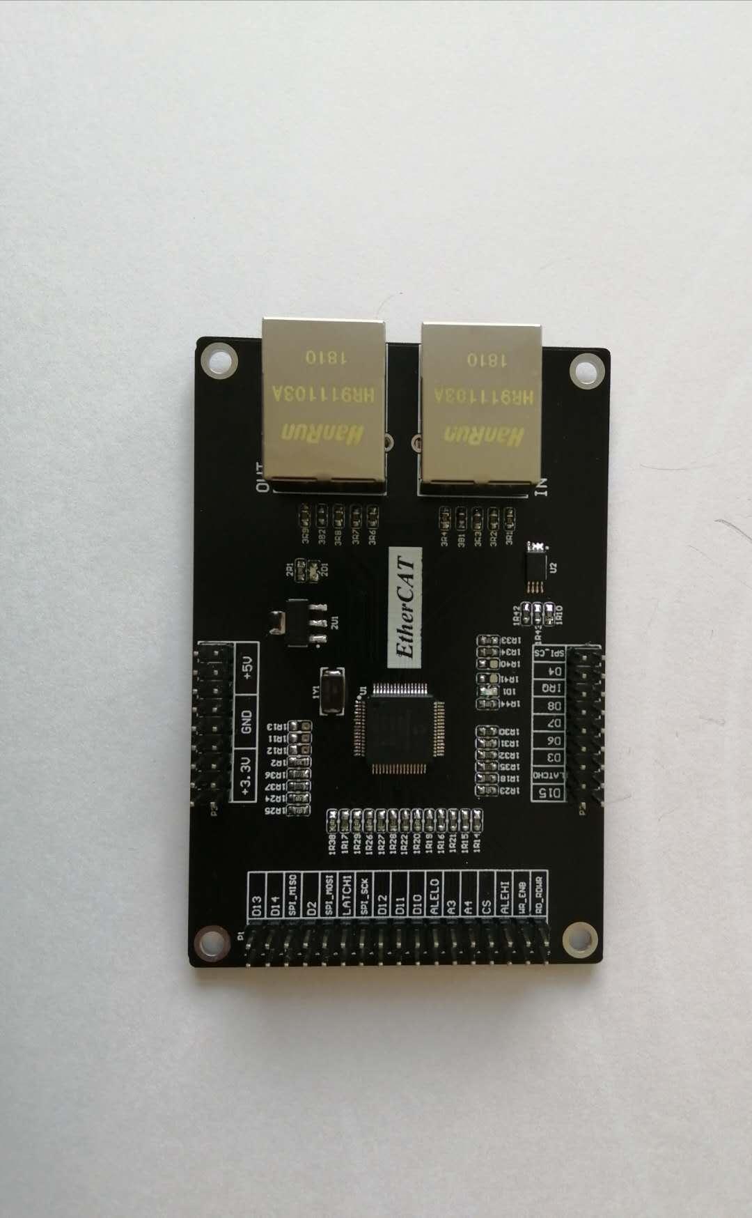 LAN9252 carte de développement esclave EtherCAT STM32F407ZGT6 Communication SPI/FSMC - 3