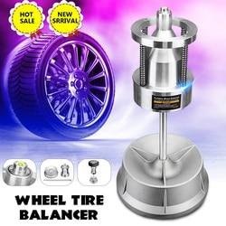 Автомобильный Грузовик портативные ступицы балансировщик колес пузырьковый уровень сверхмощный обод автомобильное колесо балансировки н...