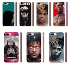 Xxxtentacion Soft Cases Fundas For Sony Xperia Z Z1 Z2 Z3 Z4 Z5 compact Mini M2 M4 M5 T3 E3 E5 XA XA1 XZ Premium(China)