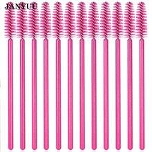 1000PCS Eyelashes Extension Makeup brushes Disposable Mascara Wands Applicator Eye Lashes Eyebrow Cosmetic Brush Makeup Tools