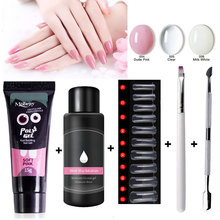 Poly UV Gel kit Nail Gel Polish Acrylic NAIL gel C