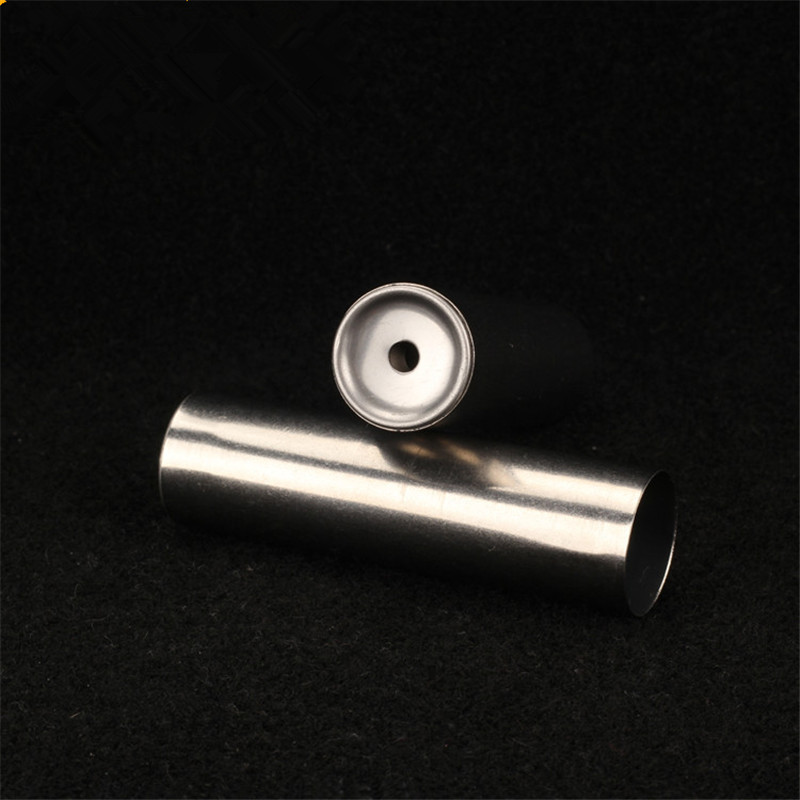 Stainless Steel Bird Shooting Whistle Pheasant Hunting Whistle For Hunter Bird Calls Hunting Pheasant Gear