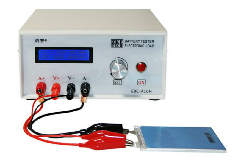 EBD-A20H Battery Capacity Tester Electronic Load Power Tester Discharge Meter 20A