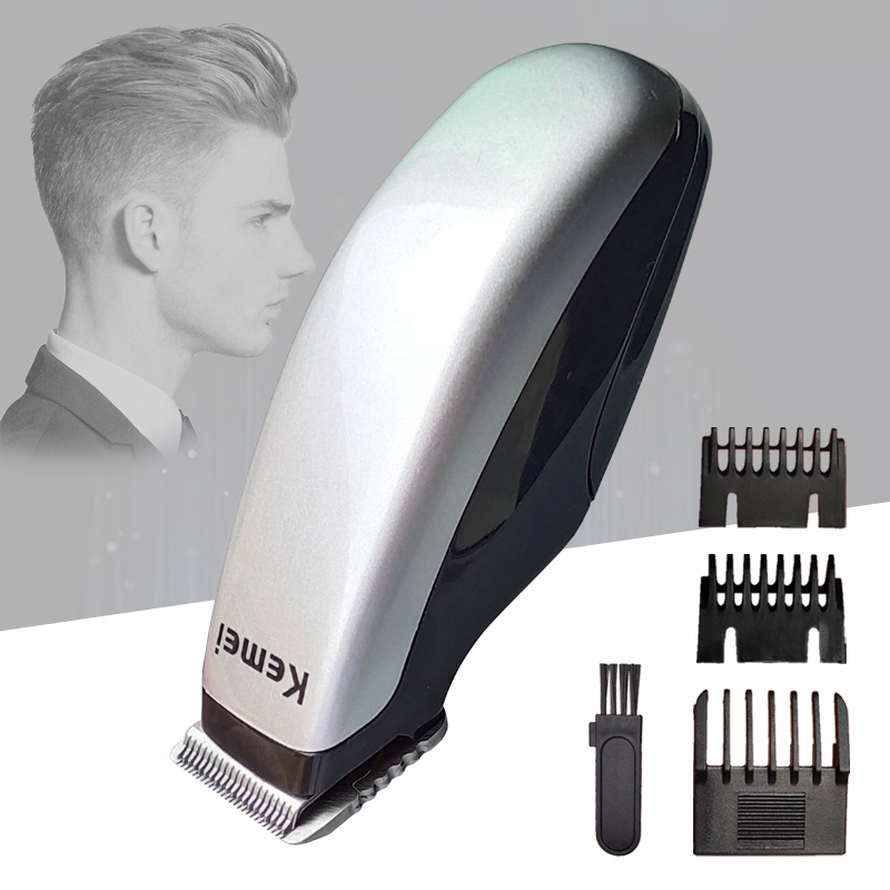 Pro Hair Trimmer Rechargeable Electric Shaver Durable Blade Beard Electric Shaving Machine Barber Hair Clipper Battery F30