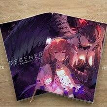 Anime Puella Magi Madoka Magica notebook Student Creative De