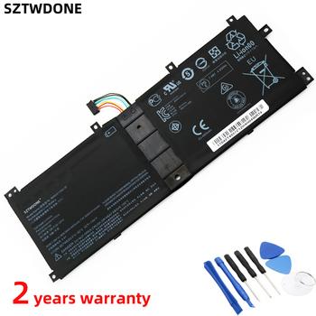 SZTWDONE BSNO4170A5-AT bateria do laptopa Lenovo Miix 510 520 510-12ikb 510-12isk 520-12ikb BSNO4170A5-LH LH5B10L67278 tanie i dobre opinie CN (pochodzenie) Akumulator litowo polimerowy 2 Komórki 7 68V 39WH 5110mAh Black China 100 New 2 Years Stock 100 High Quality