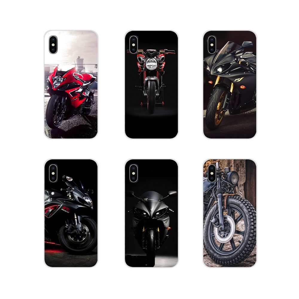 Accessories Phone Cases Covers Moto Cross motorcycle For Huawei Y5 Y6 Y7 Y9 Prime Pro <font><b>GR3</b></font> GR5 <font><b>2017</b></font> 2018 2019 Y3II Y5II Y6II image