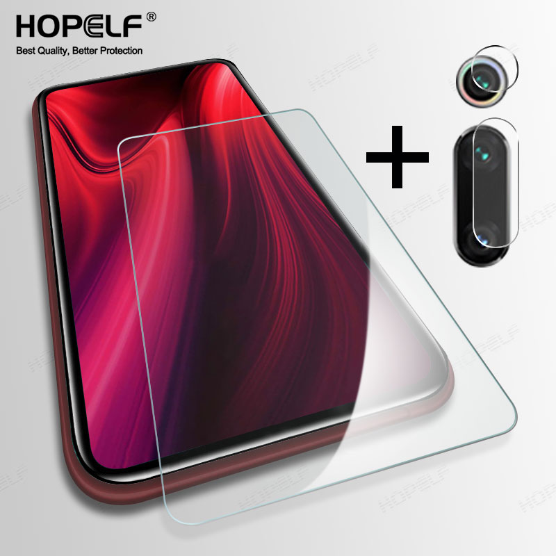 Tempered Glass for Xiaomi Mi 9T Pro 9 Lite Glass Screen Protector Camera Lens Mi9T Mi9 Glass for Xiaomi Mi 9 SE 9T Pro Redmi K20(China)