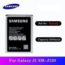 5pcs/lot Battery EB-BJ120CBE For Samsung Galaxy J1 2016 Edition J1 Version J120F Express 3 J120A J120T J120 SM-J120F cute case for samsung galaxy j1 2016 j120 silicon soft back cover for samsung j1 6 j120 j1 2016 j120f sm j120f phone case cover