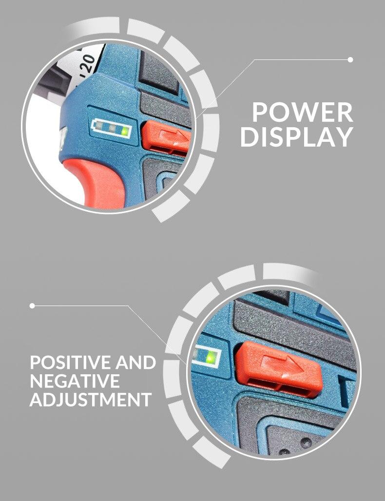 Bosch Power Display