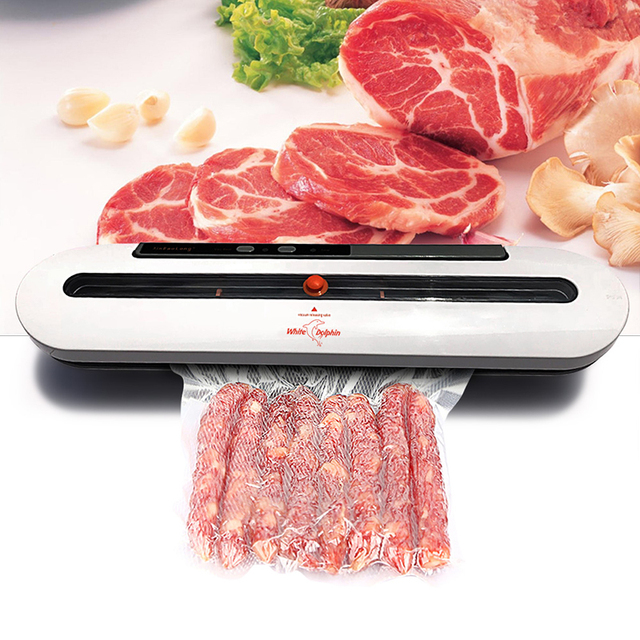 Household food vacuum sealer packa
