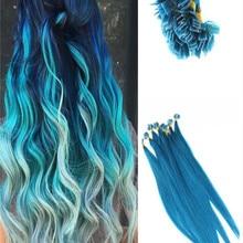 VSR с толстым дном 35-55 см 1 г 25 прядей 50 прядей машина Remy человеческие Fusion волосы Кератиновый плоский кончик для наращивания волос для салона