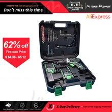 プロ 25v電池コードレスドリルミニ電動バッテリードライバー工具掘削締め緩めを外し