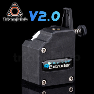 Image 2 - Trianglelab High Performance BMG Extruder V2.0 Cloned Btech Bowden Extruder Dual Drive Extruder for 3d printer ENDER3 CR10 MK8