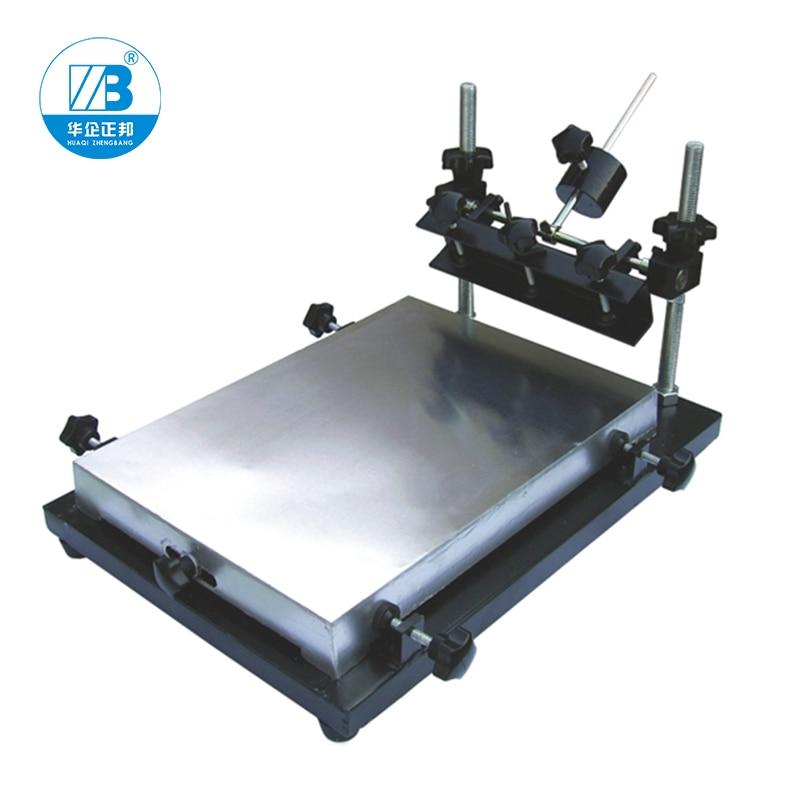 Печатный принтер для нанесения паяльной пасты или клея на печатные платы для печатания печатных плат/низкой цене экрана принтера