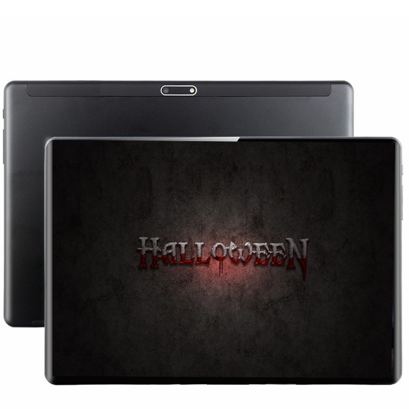 128G 10 Inch Tablets PC 10 Core 128GB ROM Dual SIM 5.0 MP GPS Android 9.0 Google IPS The Tablet 3G LTE Tempered Glass Screen