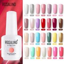 ROSALIND Gel Polish Hybrid Varnishes Nail Manicure UV LED