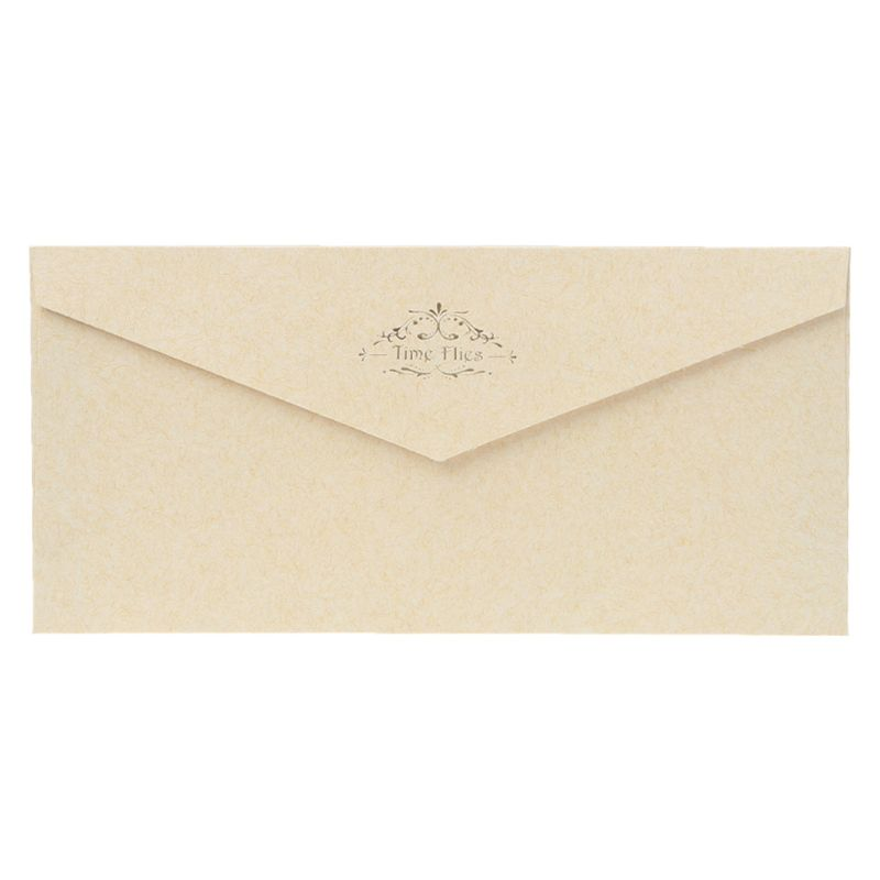 10pcs Retro Vintage Pattern Craft Paper Envelopes For Letter Greeting Cards Wedding Party Invitations