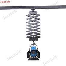 Профессиональный студийный фотовспышка светильник фотографическое оборудование-great wall 1m потолочная рельсовая система, Идеальная студия CD50 T03 2Y