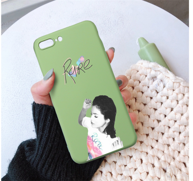RARE SELENA GOMEZ IPHONE CASE (9 VARIAN)