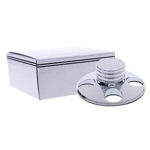 Image 2 - Audio LP In Vinile Dischi Girevoli Metallo Stabilizzatore del Disco Giradischi Peso Morsetto HiFi S19 19 Dropship