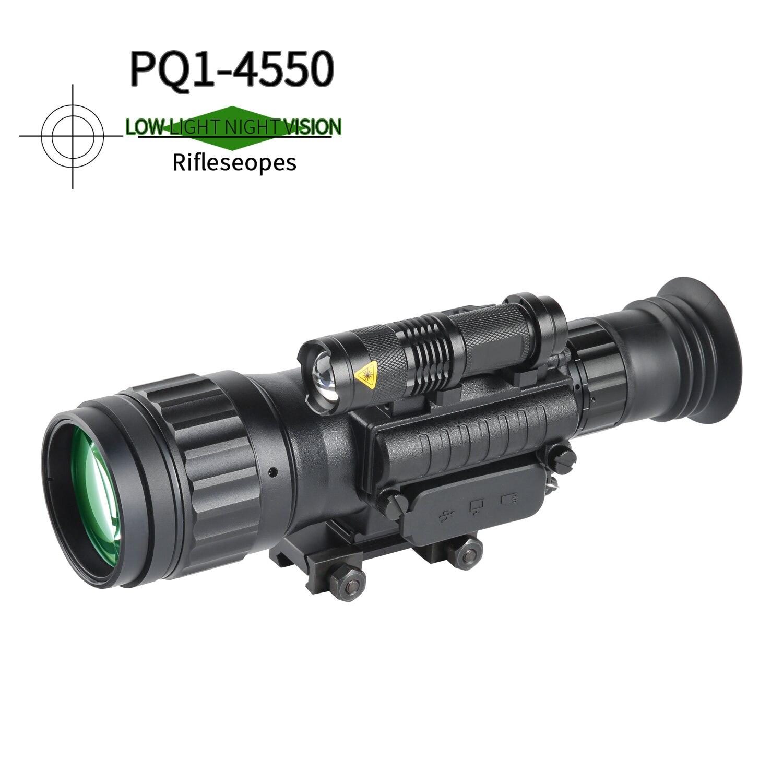 Объектив Full HD для охоты, диких животных, скаутинга, охоты, прицел ночного видения, оптика для обнаружения|Оптические прицелы|   | АлиЭкспресс