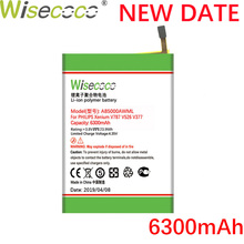 Wisecoco AB5000AWMT 6300mAh New Battery For Philips Xenium V787 CTV787 V526 CTV526 V377 CTV377 Phone Battery + Tracking Number free shipping original lcd touch screen assembly for philips v787 ctv787 cellphone xenium mobile phone