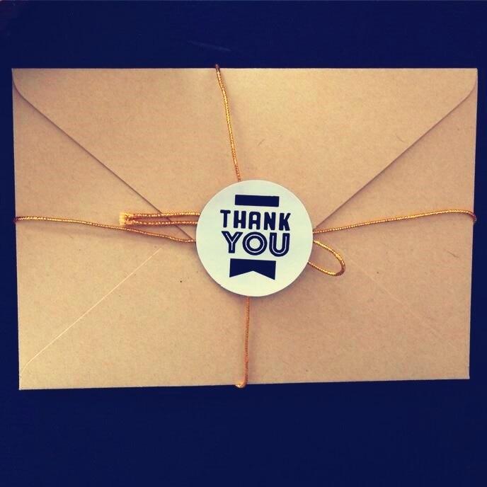 10pcs/lot Vintage Kraft Paper Triangle Envelopes  Free Creation Letter Communication Stationery