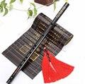 Высококачественные китайские традиционные музыкальные инструменты бамбуковая флейта dizi для начинающих C D E F G клавишная поперечная флейта