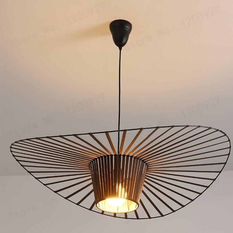 Suspensão lustre pendurar moderno vertigo lâmpada de fibra vidro/poliuretano luz pingente sala jantar sala estar lâmpadas barra café quarto - 2