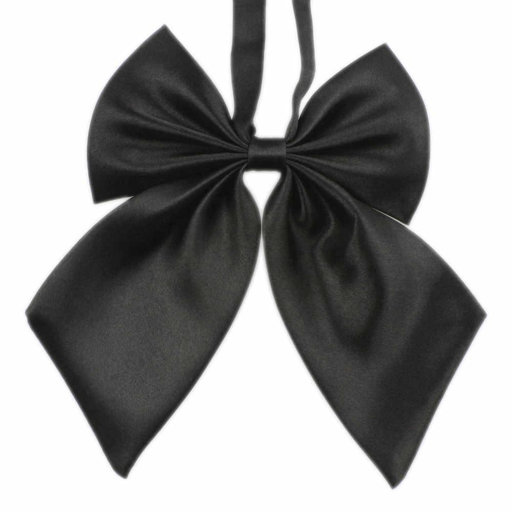 JAYCOSIN cravate mode Unique femmes filles noeud papillon soie enfants nouveauté mariage cadeau décontracté fête pour femme dame photofraphy cravates