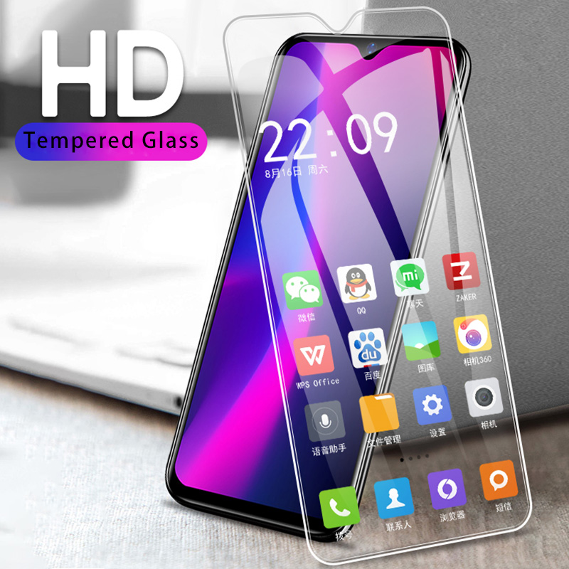 Tempered Glass For OPPO K5 K3 K1 9H HD Film Protective Glass Screen Protector For OPPO F11 F9 Pro F7 F5 Lite F3 Plus F1s F1