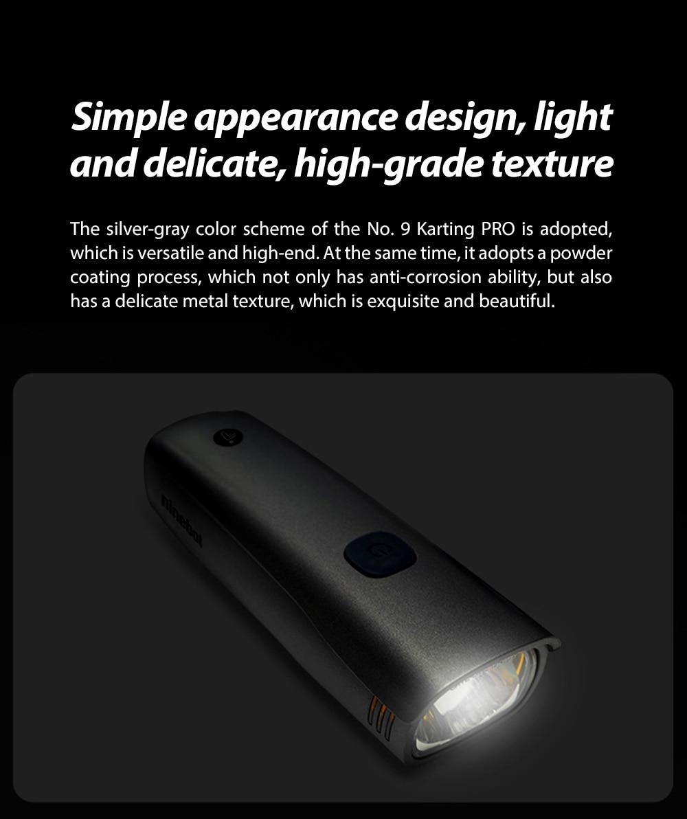 Ninebot Scooter headlamp lf-10p
