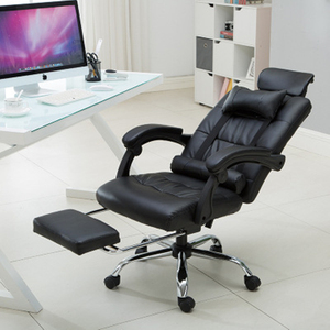 Image 3 - Office Boss Executive Chair Ergonomic Computer Gaming Chair Internet Cafe Seat Swivel Chairs Household Reclining Armchair