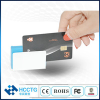 RFID card reader Mini Mobile NFC+ IC+MSR 3 In 1 One Bluetooth Support Android and IOS System Card Reader MPOS MPR110