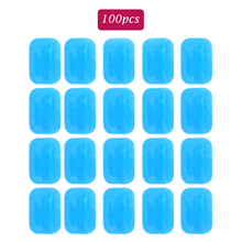 Patch-Pads Electrode Hydrogel Massage-Device Abs-Trainer Self-Adhesive-Gel Muscle-Stimulator