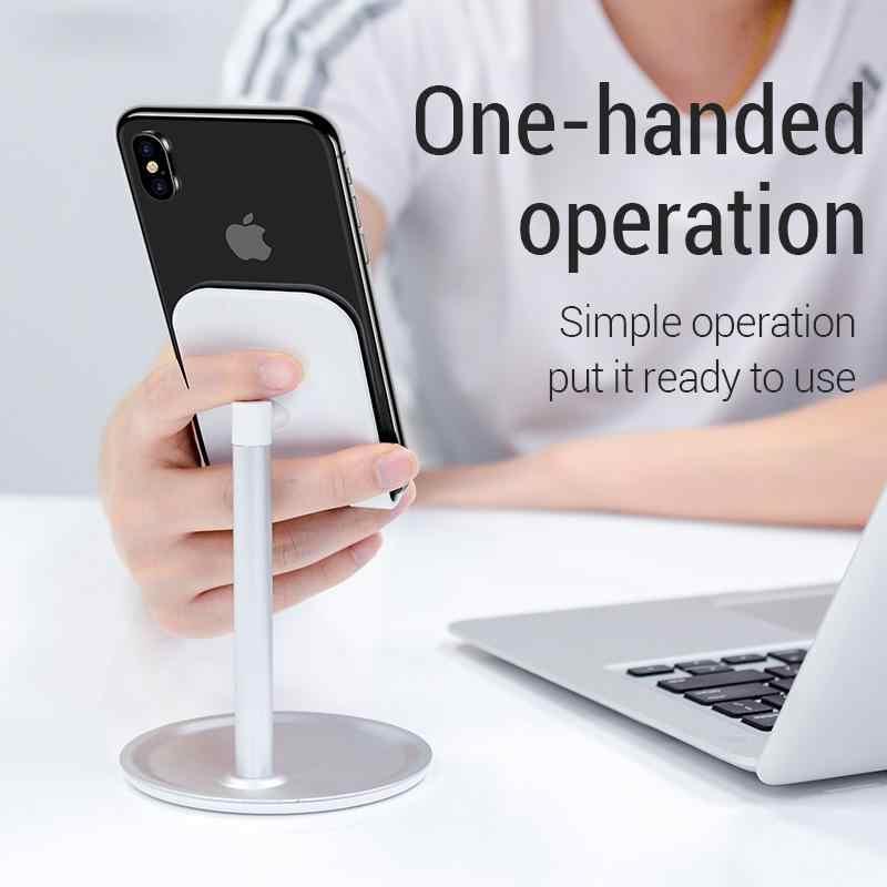 حامل هاتف المحمول حامل جهاز لوحي، هاتف خلوي العالمي مكتب حامل ل فون X 8 7 سامسونج هاتف مكتبي حامل اكسسوارات