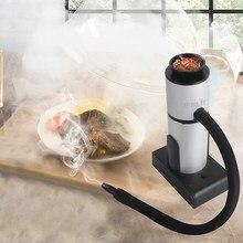Pistolet à fumée froide portatif, générateur de Cuisine moléculaire, pour Cocktail, BBQ, outils de Cuisine