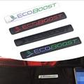 Металлический значок-эмблема ECOBOOST ECO BOOST для Ford Focus Fiesta Kuga Range Mendeo F150 Kuga, стикер для багажника s