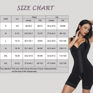 Image 5 - FeelinGirl Full Body Shaper Slimming Waist Trainer Modeling Belt Thigh Reducer Tummy Control Butt Lifter Push Up Shapewear Fajas