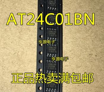 10 piezas AT24C01BN 24C01BN 24C01 SOP-8/