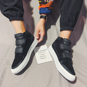Image 3 - סתיו גברים נעליים יומיומיות Zapatos דה Hombre אופנה Tenis Masculino הליכה הנעלה גבוהה חולצות נעלי Schoenen דירות Krasovki