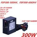 Neue NETZTEIL Für FSP SFX MATX RTX 1050Ti 1060Ti 300W Netzteil FSP300 50SNV FSP300 60GNV-in PC-Netzteile aus Computer und Büro bei