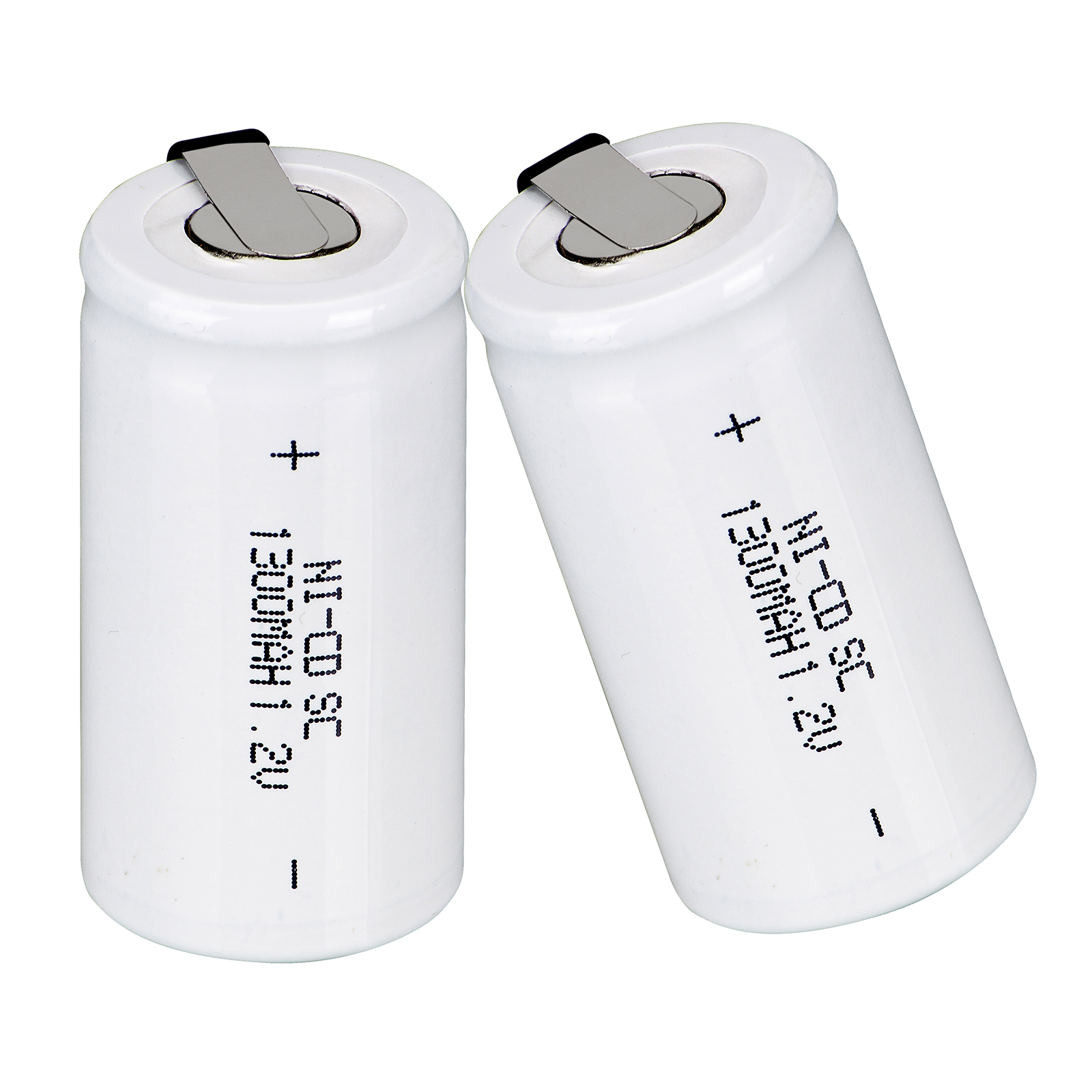 2~16PCS Sub C SC nicd 1.2V 1300mAh Rechargeable Batteries <font><b>ni</b></font>-<font><b>cd</b></font> <font><b>1.2</b></font> <font><b>v</b></font> Rechargeable Battery 4.25*2.2cm image