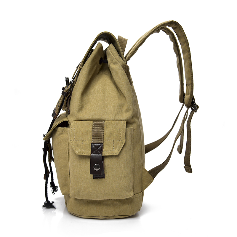 Image 4 - DIDABEAR Canvas Backpack Men Backpacks Large Male Mochilas Feminina Casual Schoolbag For Boys High Quality-in Backpacks from Luggage & Bags