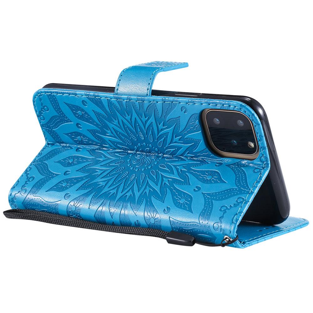 Luxury Flower Wallet Flip Case for iPhone 11/11 Pro/11 Pro Max 28