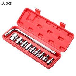 """10 sztuk/zestaw 1/2 """"klucz nasadowy z grzechotką klucz rękaw gospodarstwa domowego narzędzie do napraw samochodowych CORC w Klucze od Narzędzia na"""