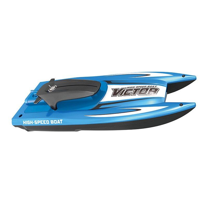 Controller Remote Control Boat Fast Battery Electric Motor Rc Boat Propeller Plastic Barco Teledirigido Ship Toy Boys EA60YC