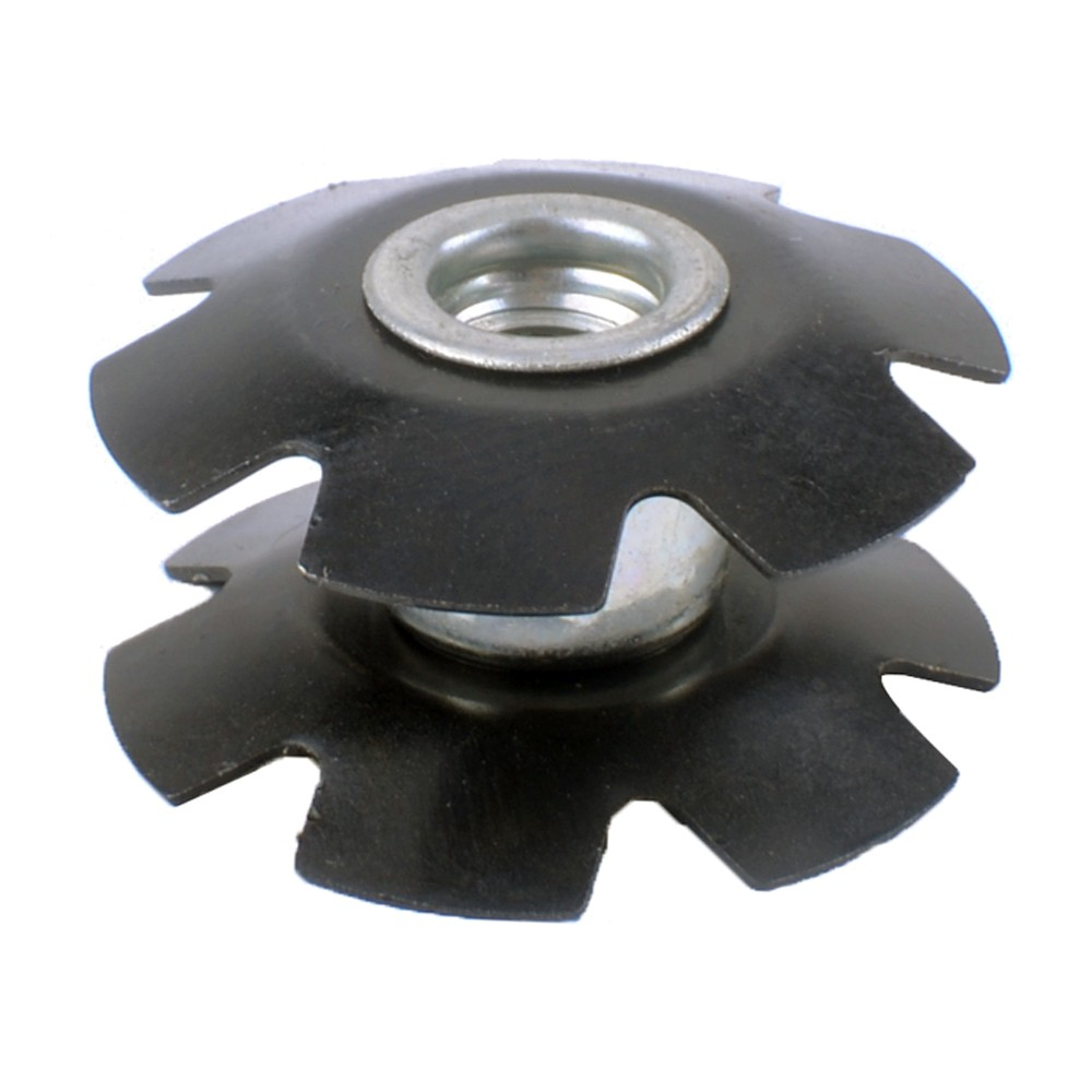 Bicycle Parts MTB Road Bike Cycling Steer Tube Headset Aluminum Star Nut 1 1/8